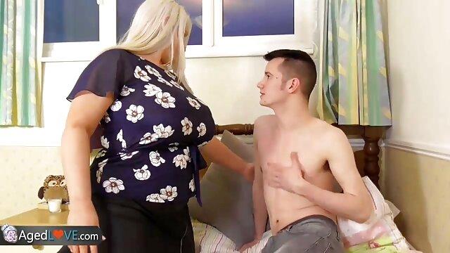 Belle Mamie Avec Des Lunettes 6 film porno complet en vf